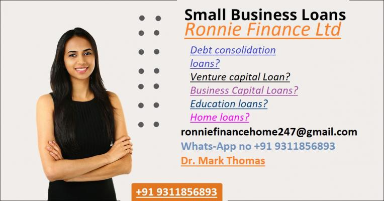DO YOU NEED A FINANCIAL HELP? ARE YOU IN ANY FINANCIAL CRISIS OR DO YOU NEED FUNDS TO START UP YOUR OWN BUSINESS?