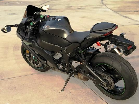2015 Kawasaki ninja xz10