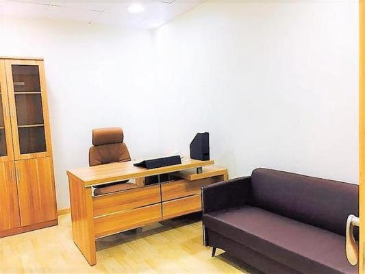Serviced and Furnished Offices in Al Musalla Towers, No Commission, Al Fahidi Metro.