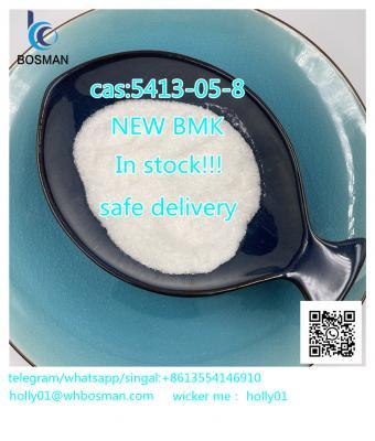 Pharmaceutical Raw Material Ethyl 2-Phenylacetoacetate 99%/BMK Glycidate / CAS?5413-05-8 holly01@whbosman.com