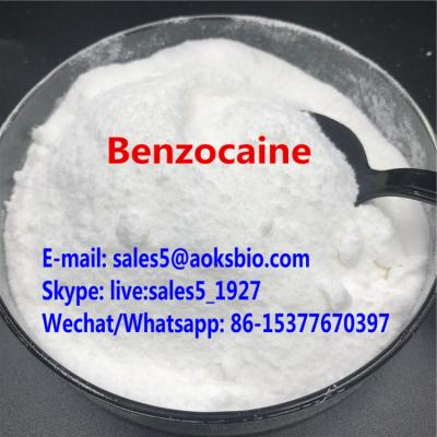 Benzocaine Hydrochloride China supplier for Pain Killer