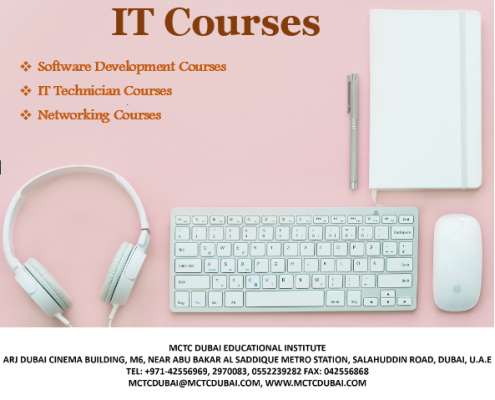 Where You Can Learn IT Courses in Deira, Dubai? Call 0552239282