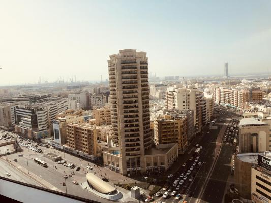 FURNISHED OFFICES. AED 25,000. MUSALLA TOWER. NEAR FAHIDI METRO.
