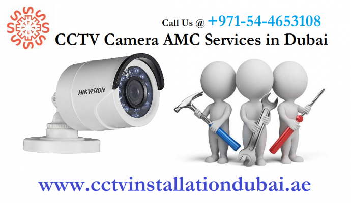 CCTV Camera AMC Dubai - Techno Edge Systems