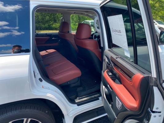Lexus Lx 570 SUV 2019 Fairly Used