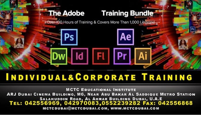 Job Oriented Adobe Courses in Dubai