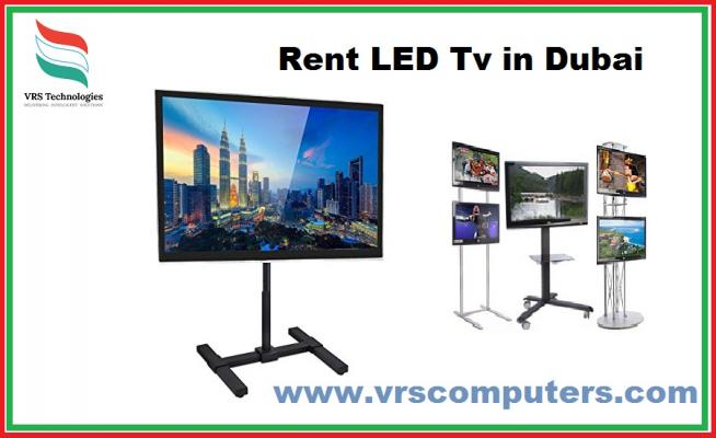 Rent Tv for Events at VRS Technologies LLC
