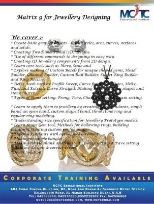 Jewellery Designing Course in Dubai