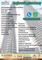 Revit Courses from Autodesk Authorized Center in Dubai | MCTC Dubai