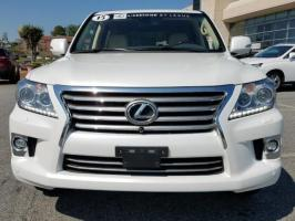 NEATLY USED LEXUS LX 570 2015