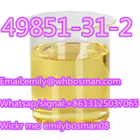 2-BROMO-1-PHENYL-PENTAN-1-ONE  CAS 49851-31-2 100% Safe Delivery,  Wickr: emilybosman08