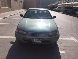 Toyota Camry - Model 2002