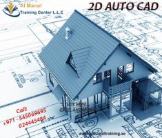 AutoCad 2d Course in Abu Dhabi