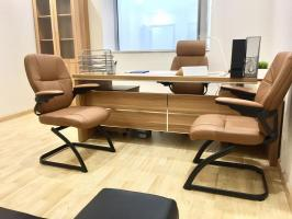 AED 25000/- to AED 55000/-. Fully Furnished and Serviced offices. Al Musalla Towers, Al-Fahidi Metro