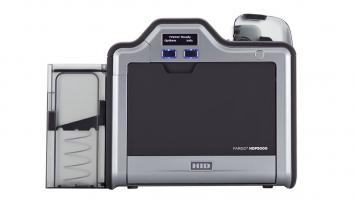 Dual Side Fargo HDP 5000 Printer in UAE | Cardline Electronics