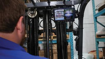 Get the Forklift Camera System and Avoid Accidents