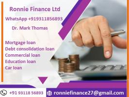 WE OFFER ALL TYPES OF LOAN (BUSINESS LOAN, PERSONAL LOAN, CONSOLIDATION LOAN, CAR LOAN, INVESTMENT,