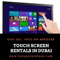 Touch Screen Rental Dubai, UAE | Hire  Interactive Touch Screen Rental -Technoedge Systems