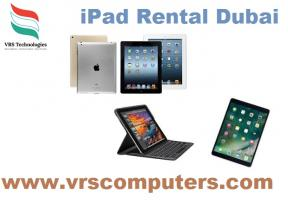 iPad Rental in Dubai UAE VRS Technologies LLC