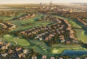 Maple Townhouses Villas Dubai Hills Estate Emaar for Sale 3 Bedrooms + maid room