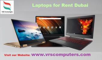 Rent Laptop Computers Dubai from VRS Technologies