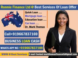 WE CAN APPROVE BOTH PERSONAL AND BUSINESS LOAN IN FEW HOURS