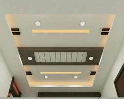 False Ceiling Works for Homes