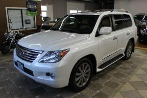 SELLING USED 2014 Lexus LX 570 4DR 4WD.(25,000$)