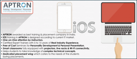 IOS App Development Training in Delhi
