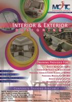 Top INTERIOR & EXTERIOR DESIGNING Training in Dubai