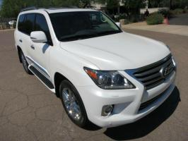 BUY LEXUS LX 570 FOR SALE AFFORDABLE
