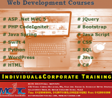 Web Development Training in Deira, Dubai!!