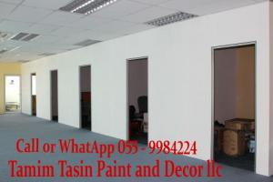 False ceiling work company Ajman 0559984224