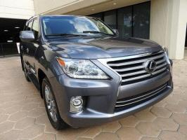 BUY 2014 LEXUS LX 570 NO ACCIDENT.