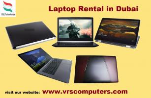 Lease Laptops for Corporate meetings in Dubai