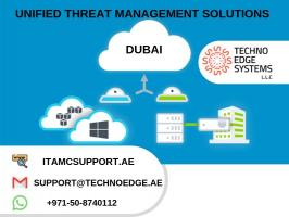 Core components of a Unified Threat Management Solutions Dubai?