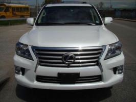 FOR SALE : Clean 2014 Lexus LX 570 Gulf Specifications