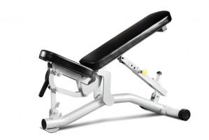 Muscle strength with Weight Lifting Bench