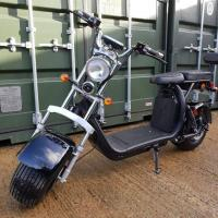 3000 Watts Newest fat Tyre Skooza Citycoco Electric Scooter
