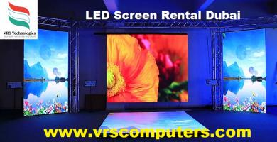 LED Screen Rentals in Dubai VRS Technologies LLC