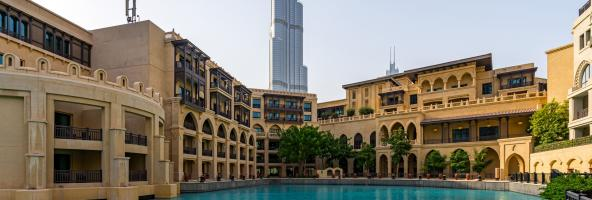 Serviced Residences In Downtown Dubai