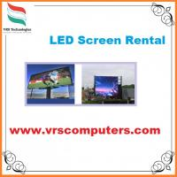 LED Display Monitor Rentals at VRS Technologies in Dubai