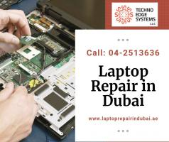 Laptop Repair Services in Dubai - Techno Edge Systems