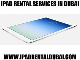 iPad Rental Services from Techno Edge Systems, LLC at Dubai