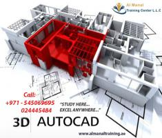 Auto Cad 3D Course in Abu Dhabi