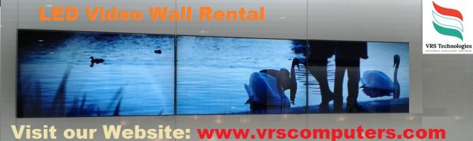 Indoor Video Wall Rental Services in Dubai UAE