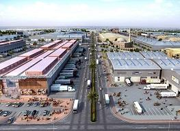Warehouse Factory for Sale in Dubai Industrial City