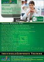 Learn Advanced Excel, Enhance your Computing Skills | MCTC Dubai