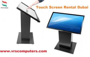 Touch Screen Rental Dubai for Events