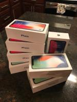 Wholesales Apple iPhone X 256Gb 64Gb & Samsung Galaxy S8+ 64Gb Unlocked